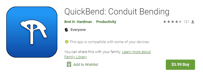 best conduit bending app