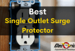 best single outlet surge protector