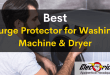 best surge protector for washing machine & dryer