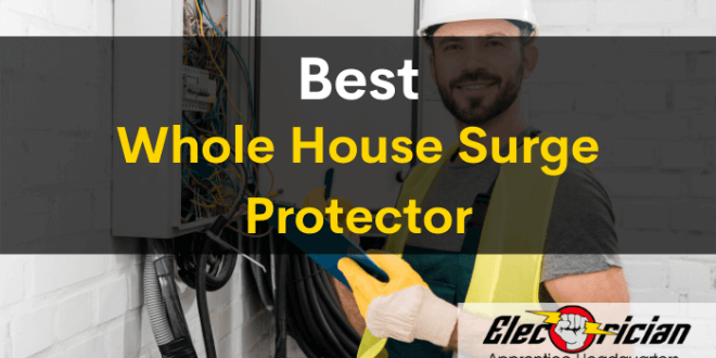 best whole house surge protector